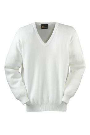 CAVN white pullover