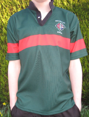Wellington Rugby Shirt Sizes 34-36 Inch