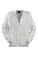 SALC white cardigan