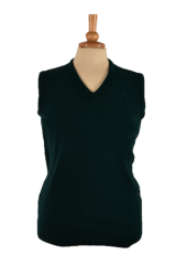 WASO front in Bottle Green