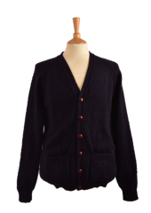 Lewis  cardigan in Navy