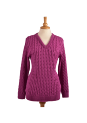 Alyth V-Neck Sweater