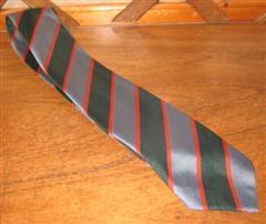 Wellington Senior School Tie