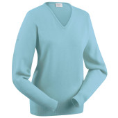 Ladies Lambswool V-Neck