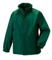 Wellington Green Waterproof Jacket