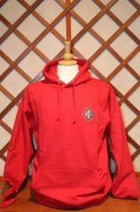 Wellington Red Hoodie