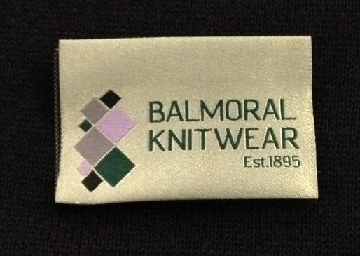 History of Balmoral Knitwear's Labels