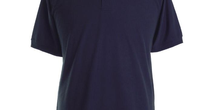 Papini Dri Pique Polo Shirt