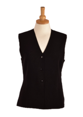 WAMA Maben front in black