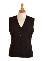 WAMA Maben front in charcoal
