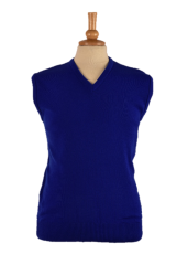 WASO front in Royal Blue
