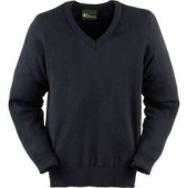 Wool Acrylic V Neck with Raglan Sleeves