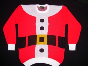 Santa Jumper Christmas Sweater XMA...