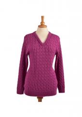 Alyth V-Neck Sweater
