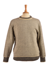 Lerwick Fisherman's Knit Pullover