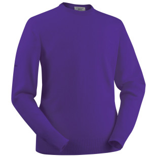 Gents Lambswool Crew-Neck
