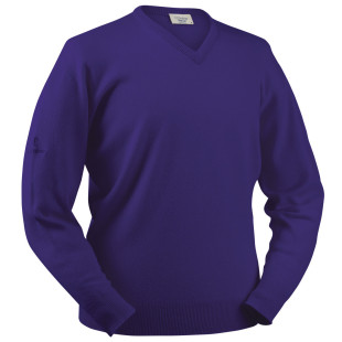Gents Lambswool V-Neck