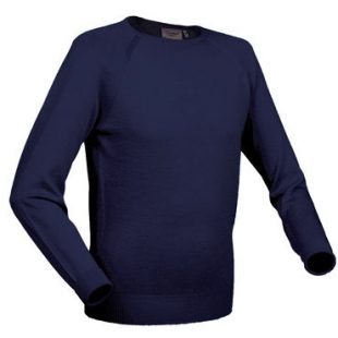 Gents Merino crew neck