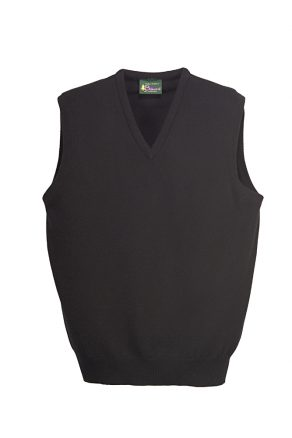 Deluxe Scottish Lambswool Sleeveless Slipover