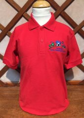 Newmilns Early Learning Poloshirt