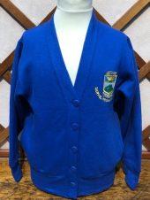Darvel Primary School Sweatshirt Cardigan