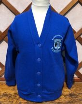 Galston Primary School Sweatshirt Cardigan