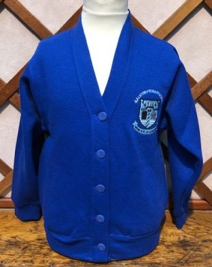 Galston Primary School Sweatshirt Cardigan