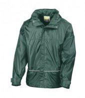 Green Waterproof Jacket