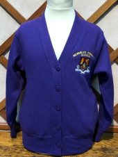 Newmilns Primary School Sweatshirt Cardigan