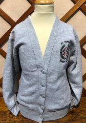 St Sophia's Primary School Sweatshirt Cardigan