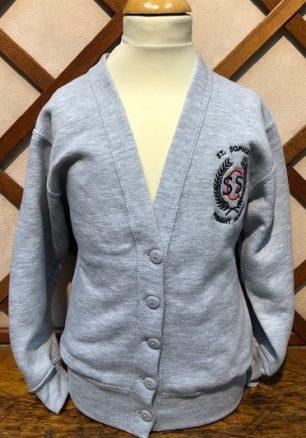 St Sophia's Primary School Sweatshirt Cardigan